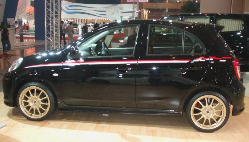 8600 Koleksi Modifikasi Mobil Nissan March Terbaru HD