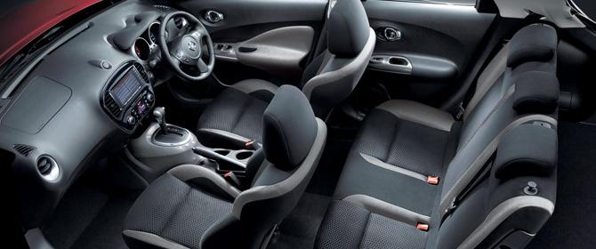 nissan juke 2013 interior. inilah informasi dan spesifikasi nissan juke model pertama yang diluncurkan oleh atpm mobil indonesia nmi nissan juke 2013 interior