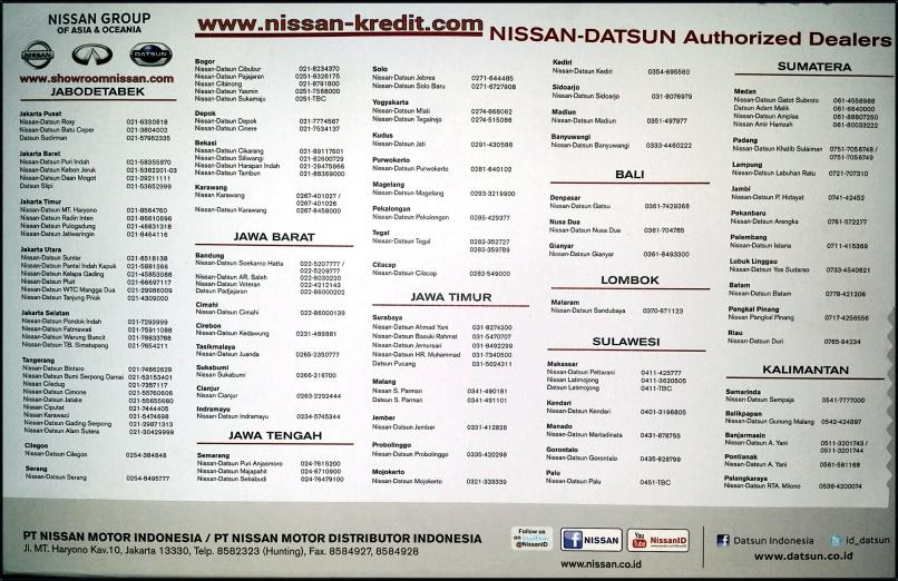 Promo Dan Kredit Mobil Nissan Datsun