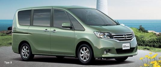 Nissan All New Serena Tipe X-