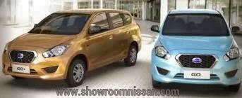 Harga Datsun GO+ dan GO Hatchback