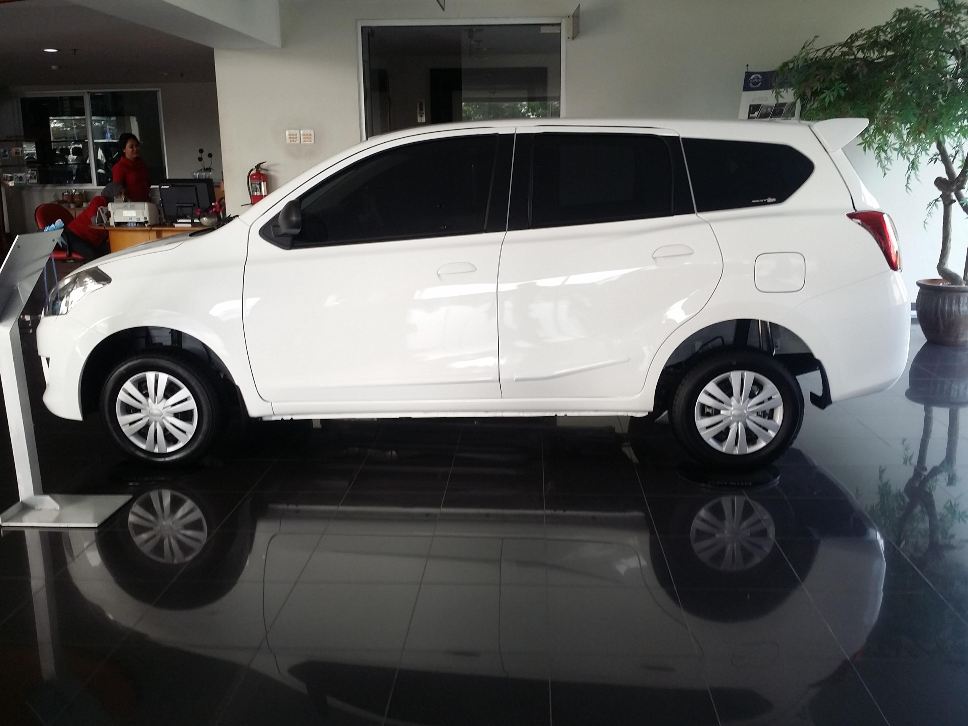 pengertianmodifikasi: Modifikasi Datsun Go+ T Option Images