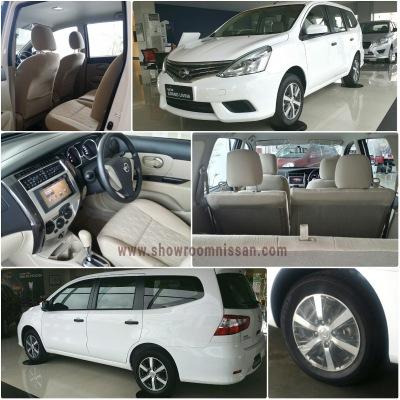 Promo Nissan Murah DP Ringan Grand Livina 15 Jutaan