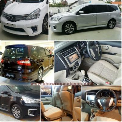 Nissan Grand Livina XV HWS Promo DP Ringan