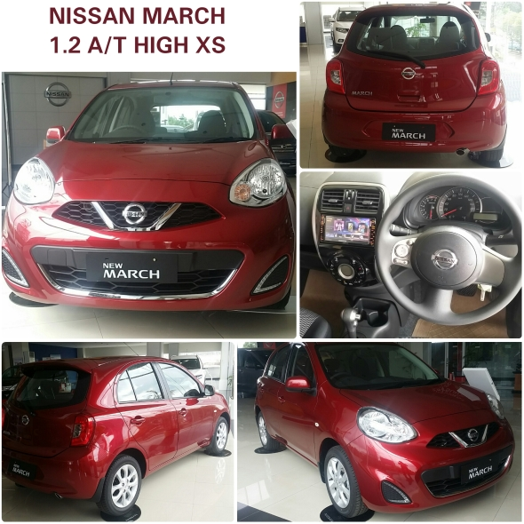 Promo DP Murah Nissan March